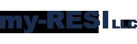 my-RESI Logo